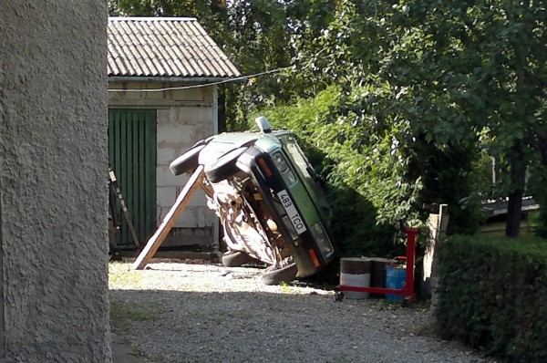 car repairs in estonia