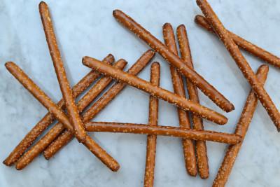 pretzel-rods